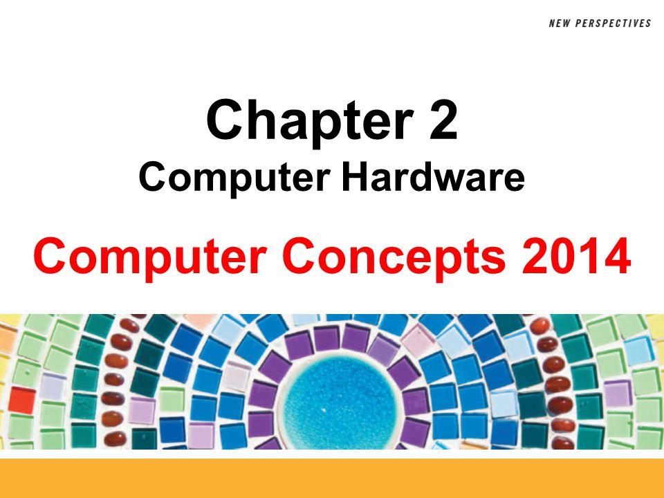 2 Microprocessor Basics  Microprocessor clock  Gigahertz  Multicore processor  Front side bus  CPU Cache  Level 1 cache (L1)  Level 2 cache (L2)  Level 3 cache (L3)  Word size Chapter 2: Computer Hardware22