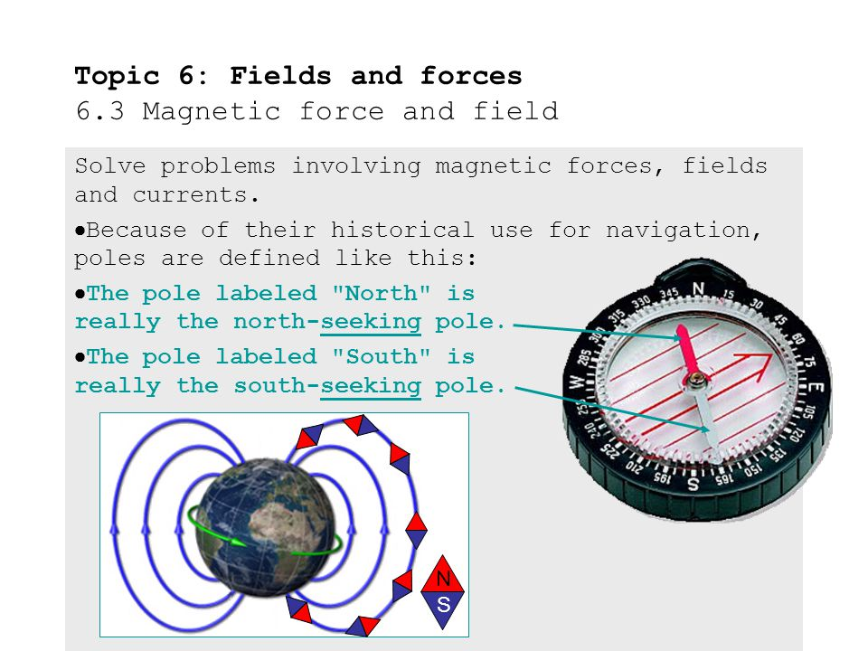 Solve problems involving magnetic forces, fields and currents.