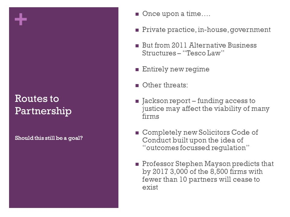 + First question to ask This can no longer be assumed What are the firms main profit areas.