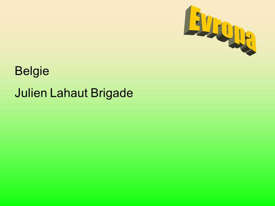 Belgie Julien Lahaut Brigade
