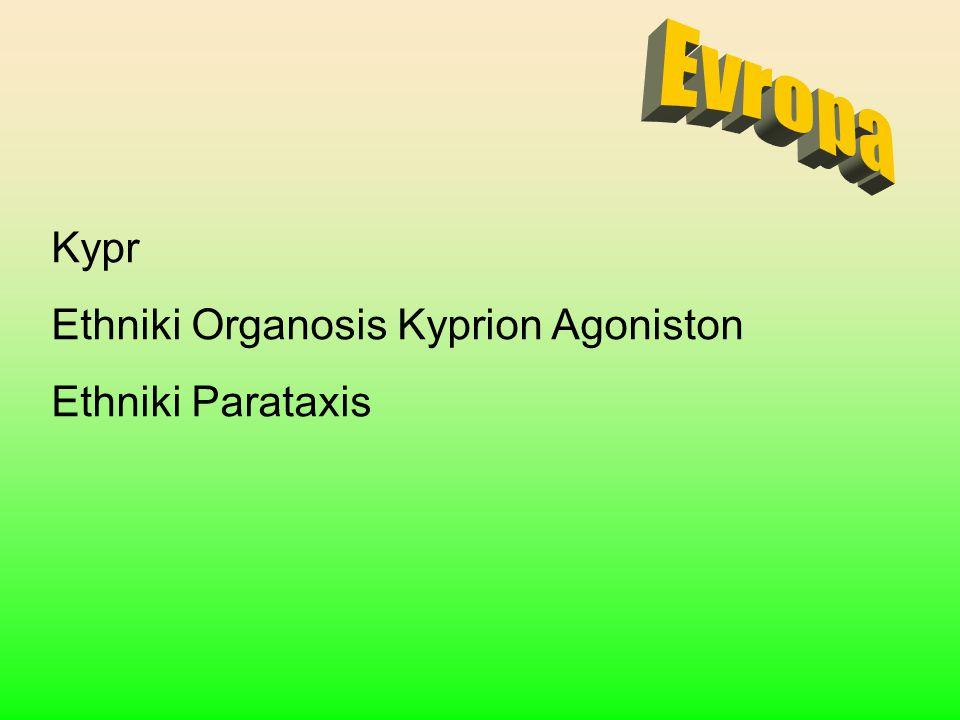 Kypr Ethniki Organosis Kyprion Agoniston Ethniki Parataxis
