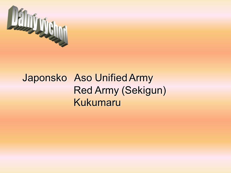 Thajsko Asia 88 Free Thai Army Red Guard Phak Mai