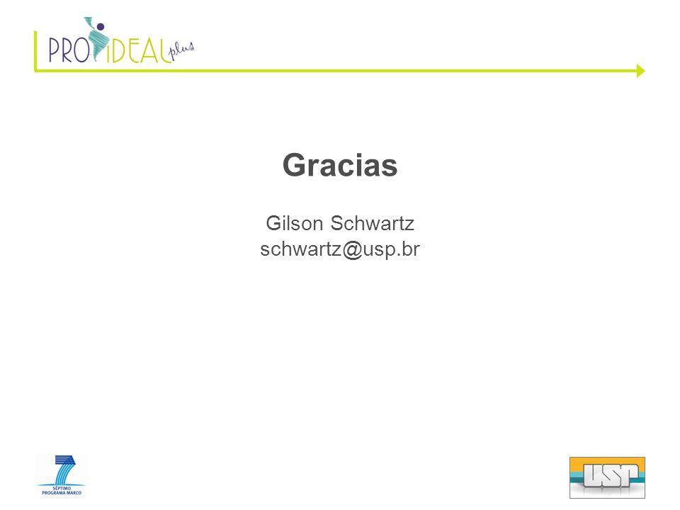 Gracias Gilson Schwartz schwartz@usp.br