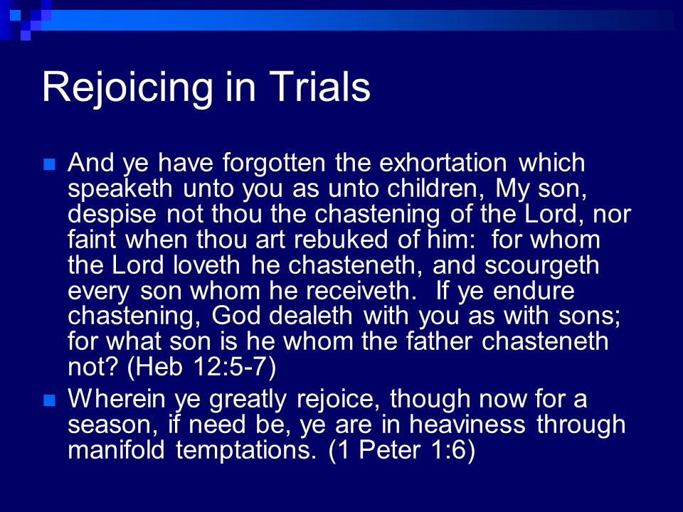 How do we react.Paul obviously didn't react the way Christ wanted.
