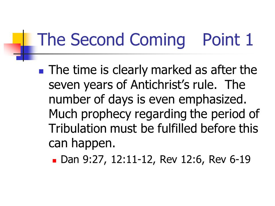 The RapturePoint 12 We, the Church, should happily and eagerly await the imminent coming of Christ for us.