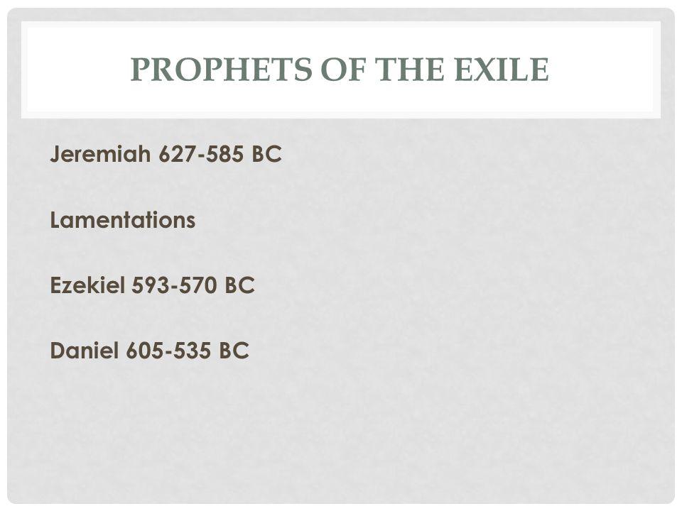 EZEKIEL 6 & 7 JUDGMENT ON JUDAH (AND A RAY OF HOPE) v.
