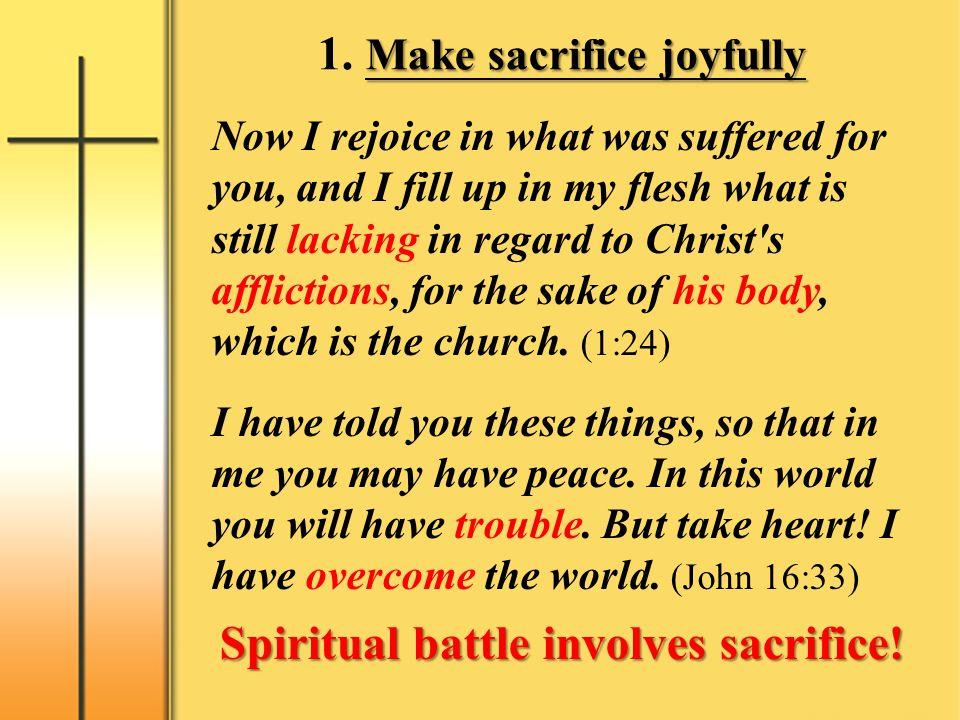 Teach the word of God fully 2.
