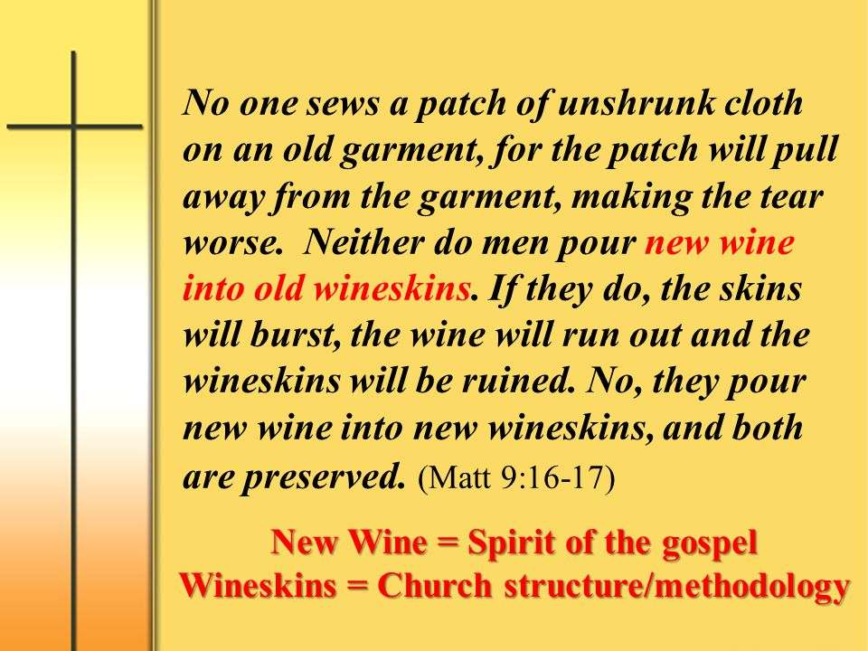 Apply the Word of God genuinely 3.