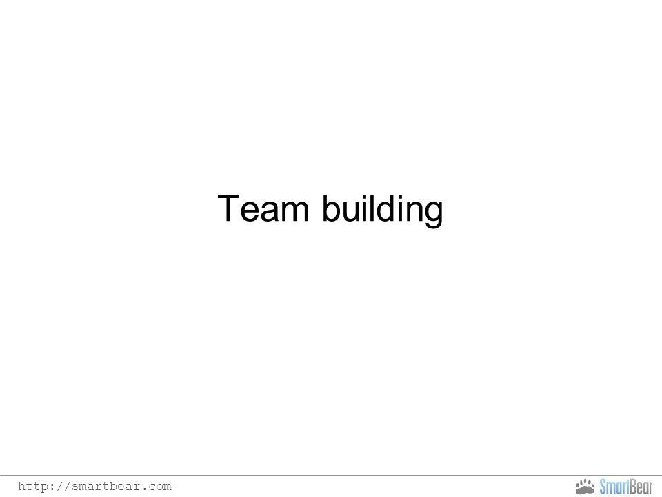 http://smartbear.com Team building