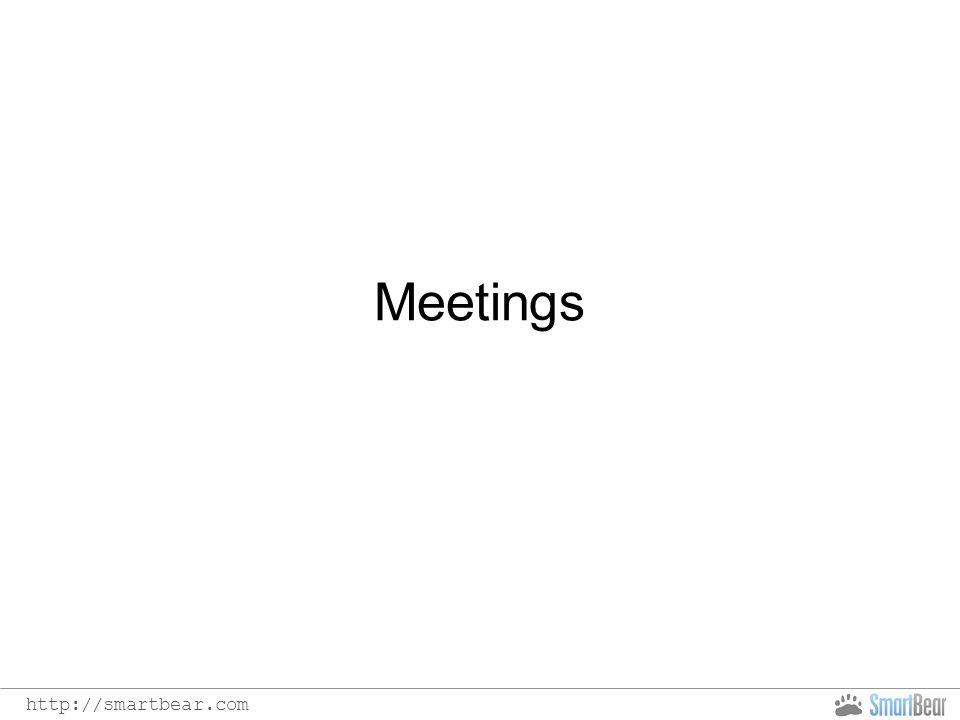 http://smartbear.com Meetings