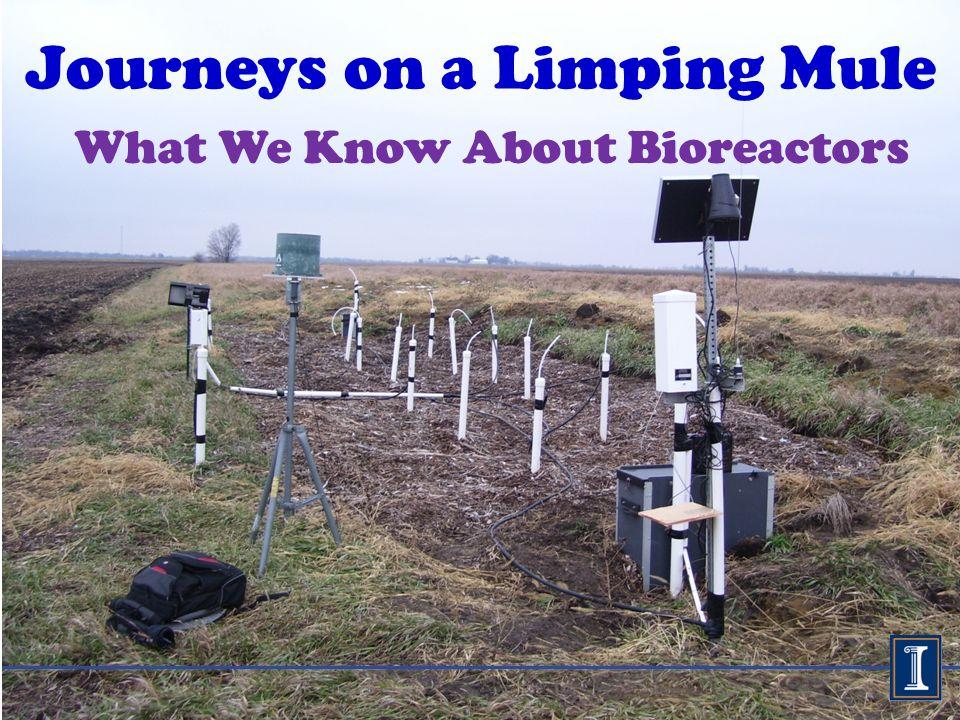 Site Drainage Area (acres) Bioreactor Area (square feet) Loading Density (acres/100 sq.