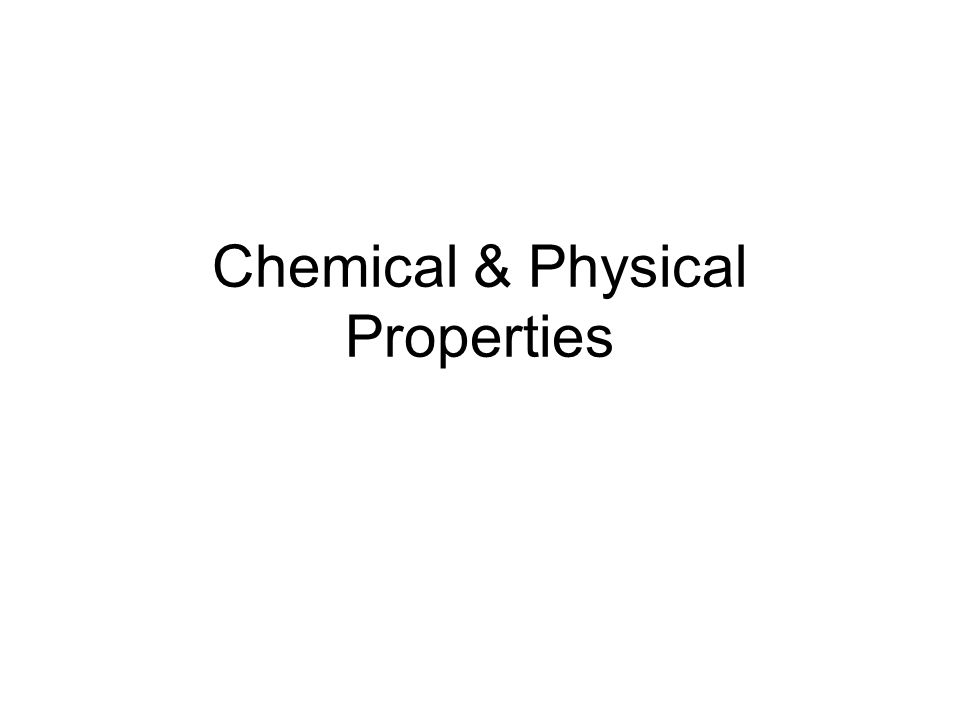 Physical Properties Properties that are unique for each substance and are used to identify the substance itself Physical stateColorOdorTexture ClarityLusterFormHardness BrittlenessMalleabilityDuctilityViscosity Melting pointBoiling pointDensity