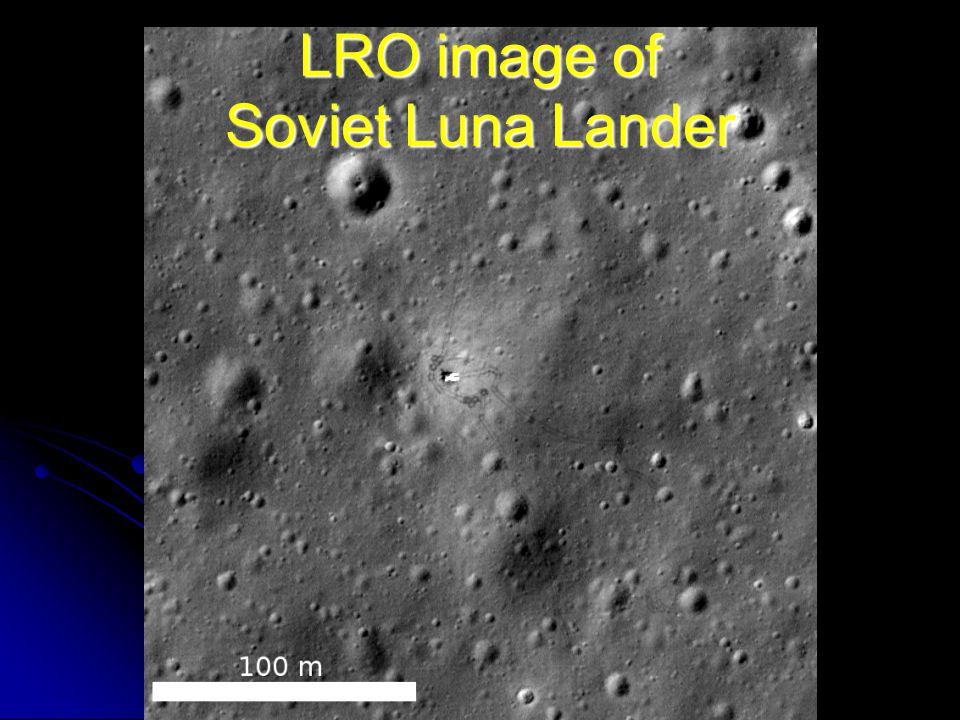 LRO image of Soviet Luna Lander