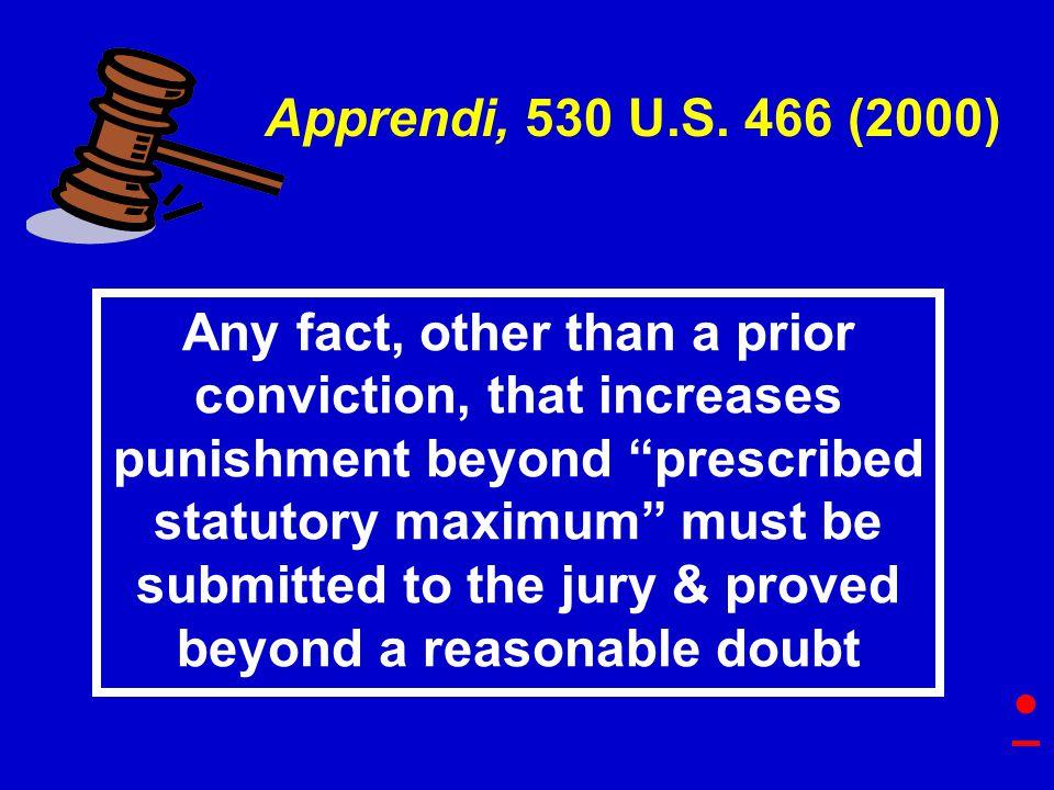 Apprendi, 530 U.S.