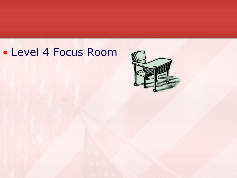 Level 4 Focus Room