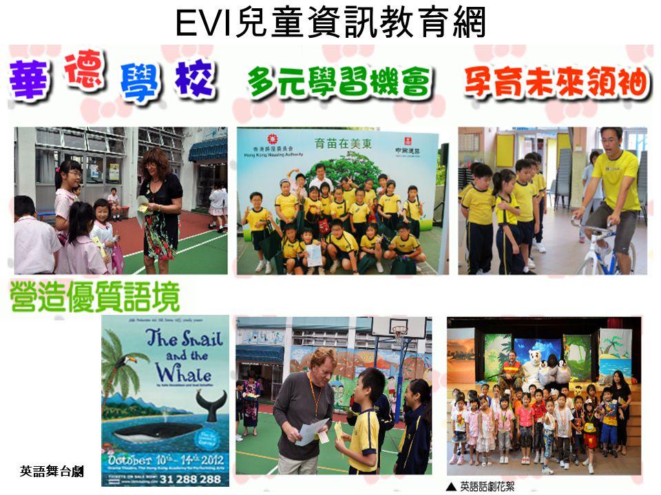 EVI 兒童資訊教育網 英語舞台劇