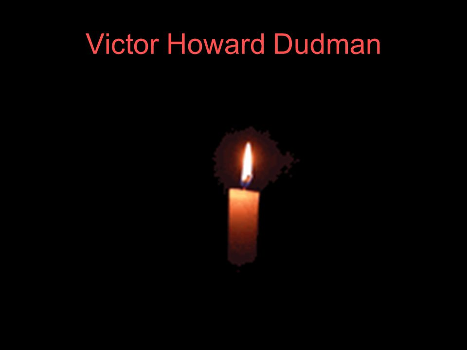 Victor Howard Dudman