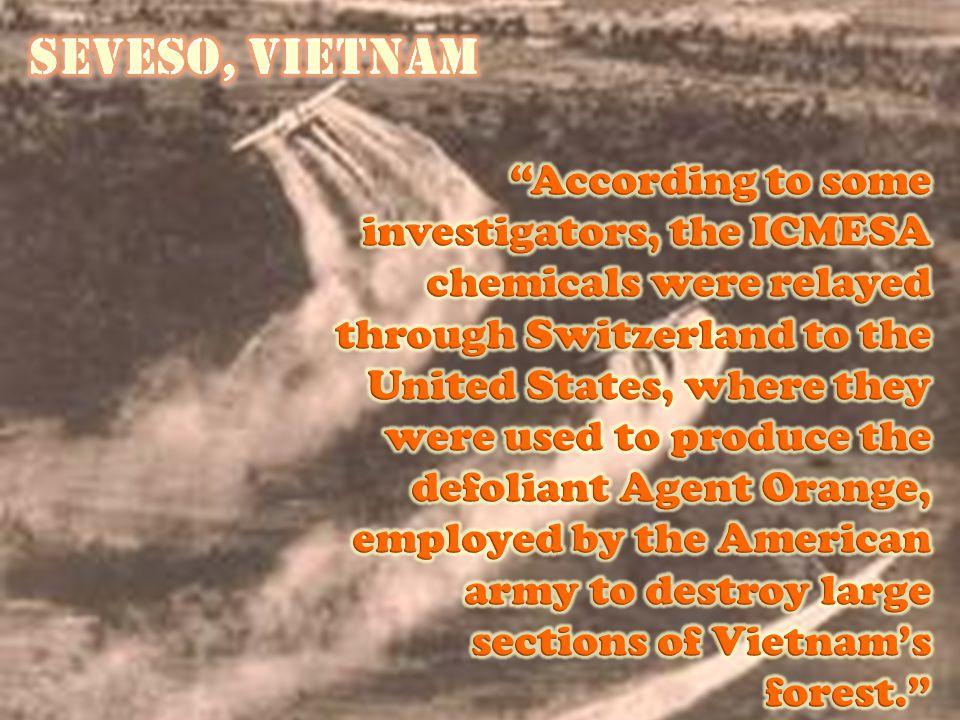 Seveso, vietnam