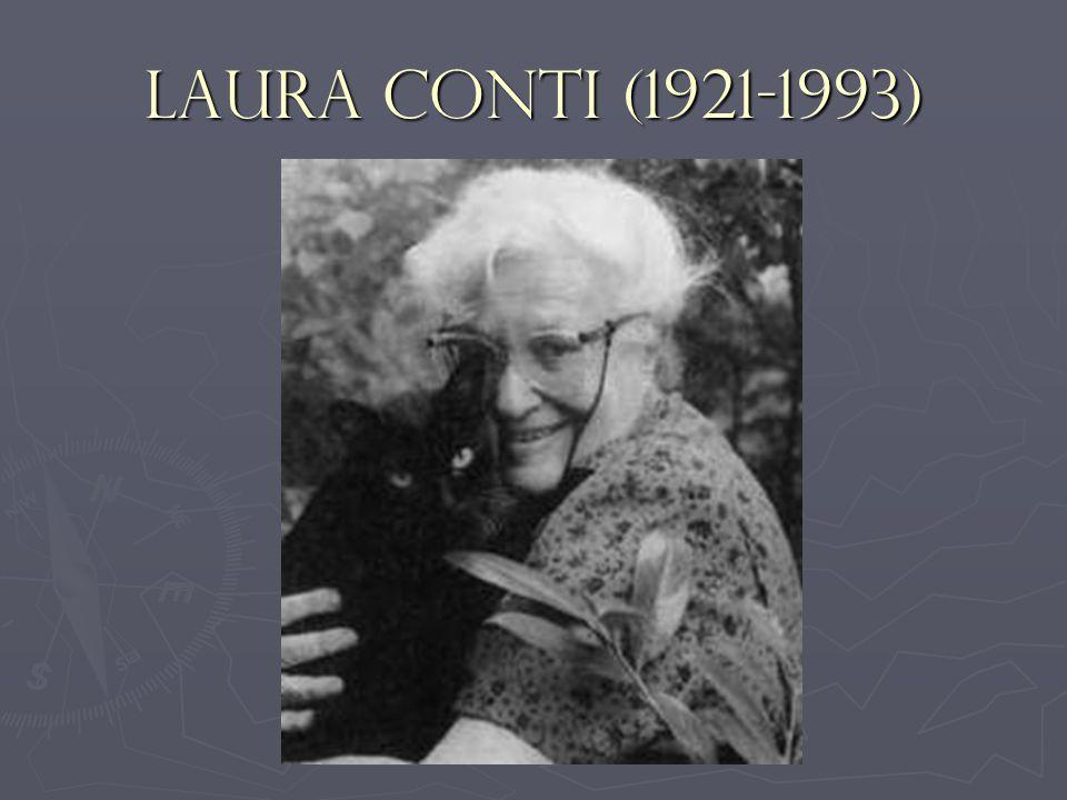 Laura Conti (1921-1993)