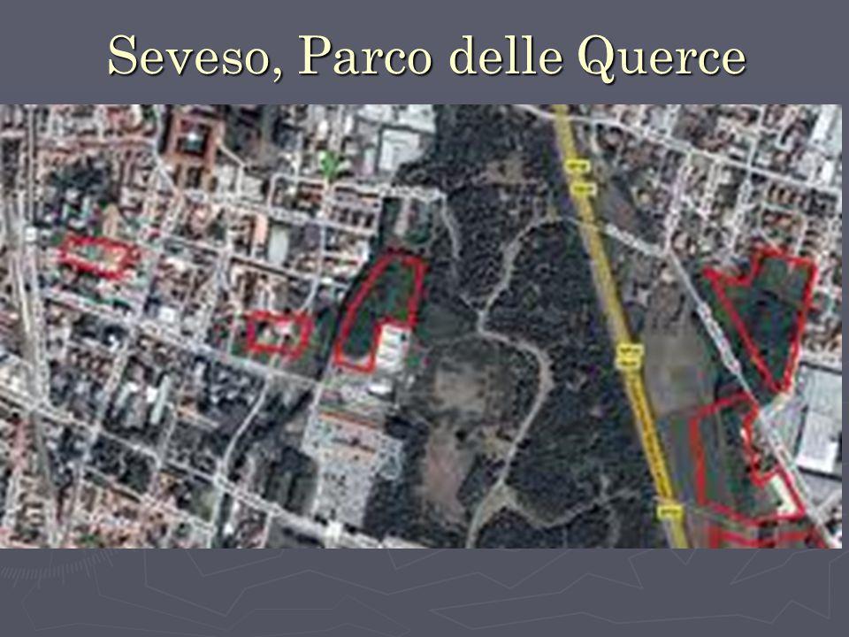 Seveso, Parco delle Querce