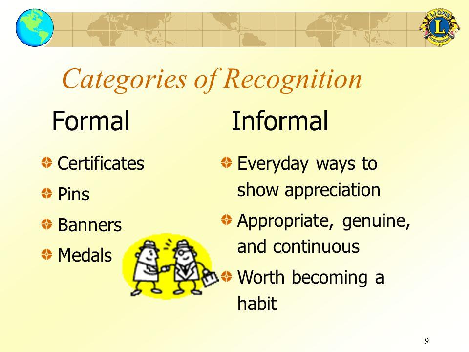 10 Benefits Recipient Association Community