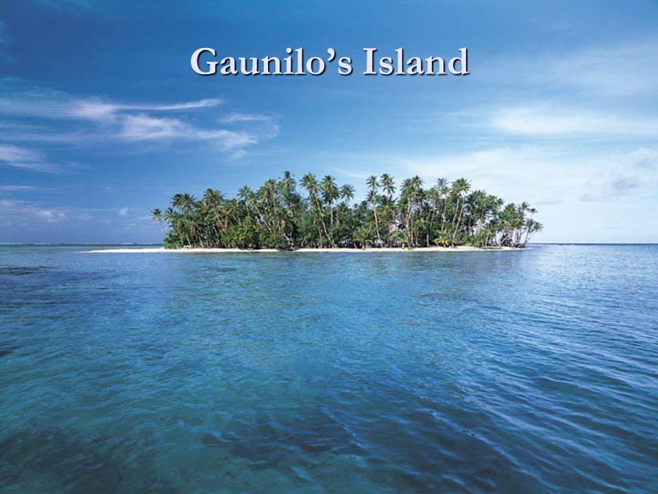 Gaunilo's Island