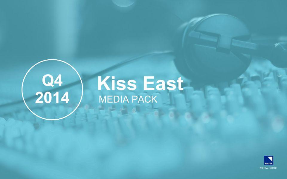 Kiss East MEDIA PACK Q4 2014
