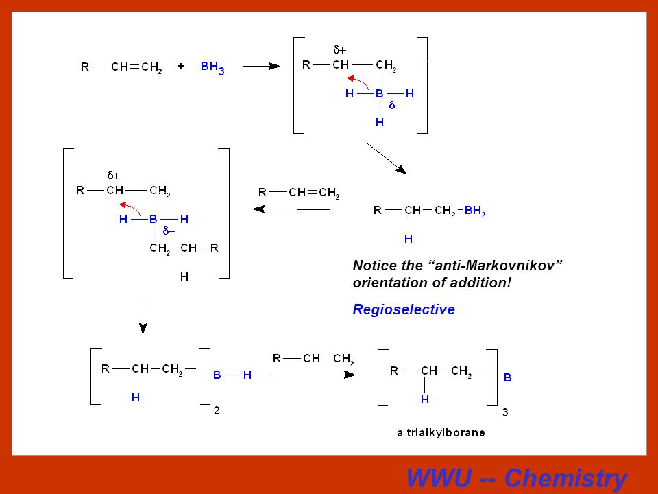 WWU -- Chemistry Preparation of Diborane Diborane