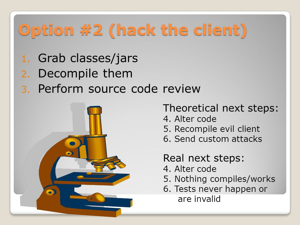 Step #4: pick a method to hack and how Let's check Tamper with parameters . Clock is ticking.