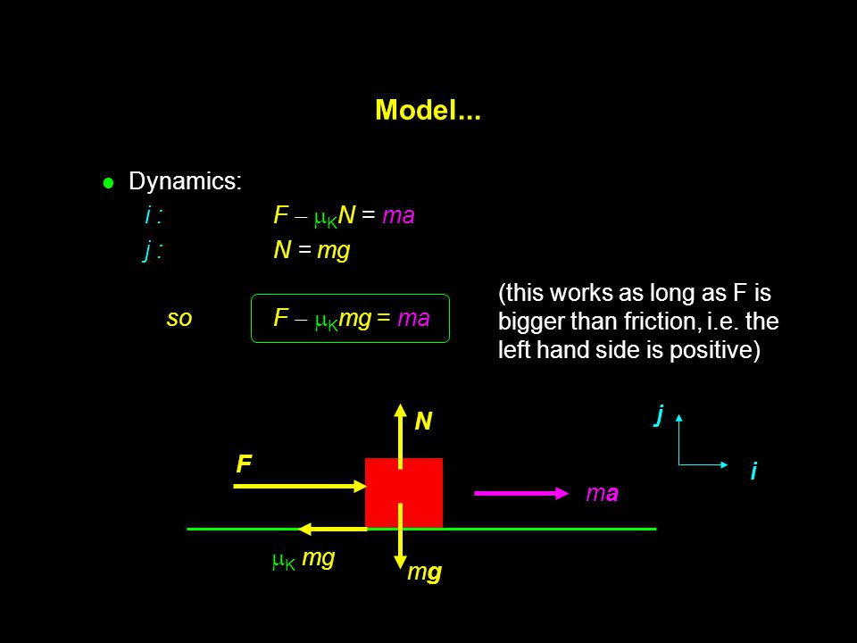 Lecture 7, Act 1 Forces and Motion A box of mass m 1 = 1.5 kg is being pulled by a horizontal string having tension T = 90 N.