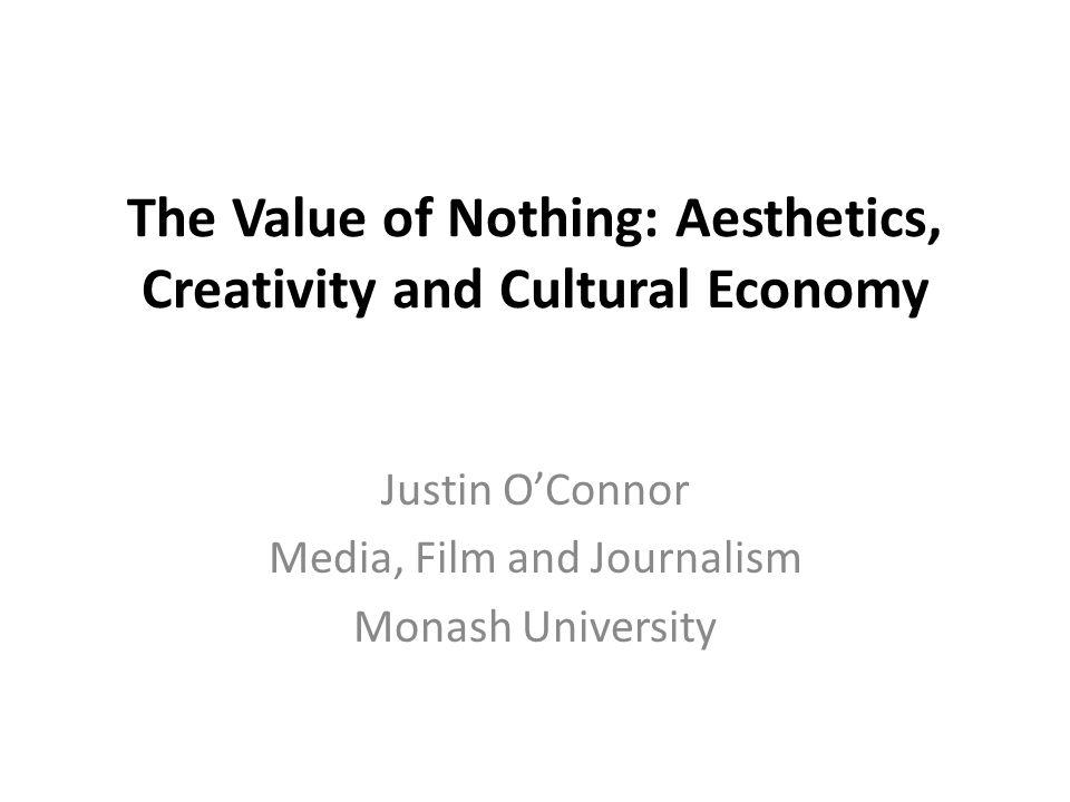 Creative Occupations