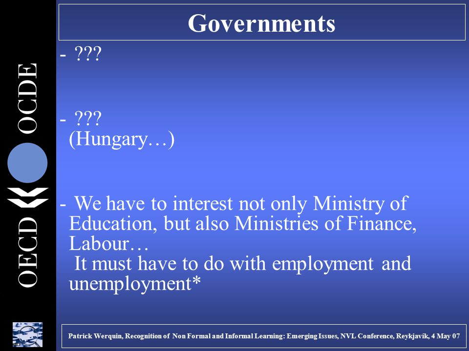 Governments - ??. - ??.