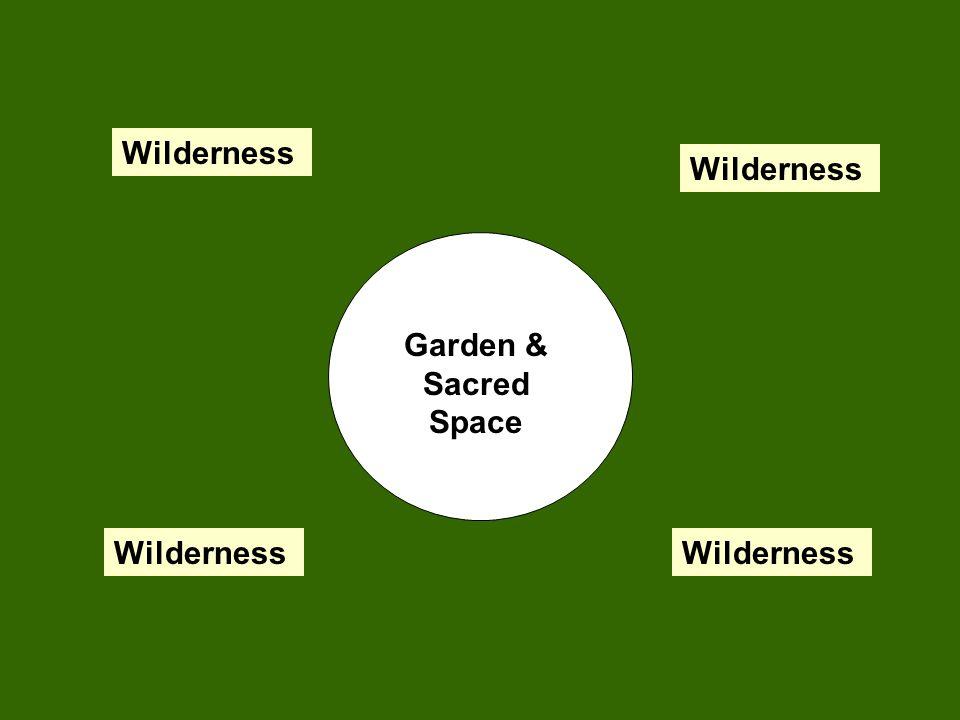 Garden & Sacred Space Wilderness
