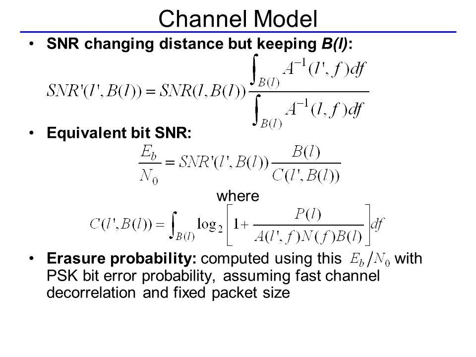 MAC Model Previous work includes various MAC protocols [9], e.g.