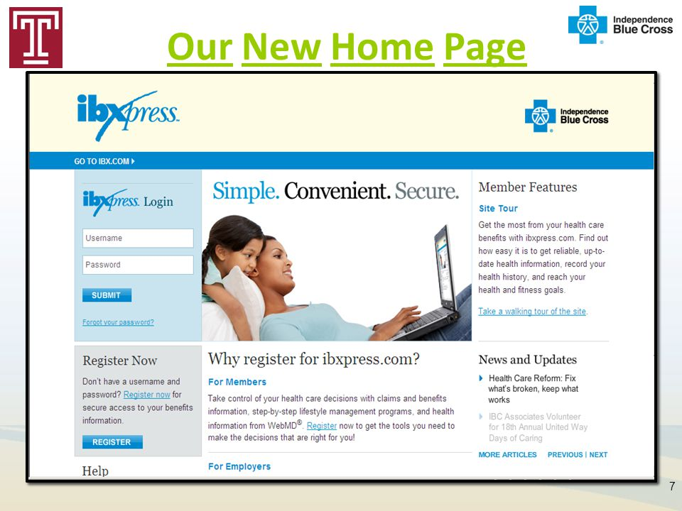 Our New Home Page 7