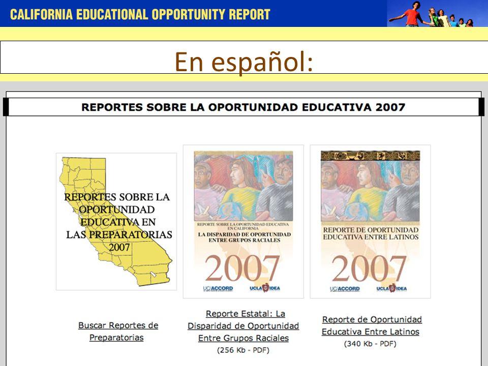 En español: