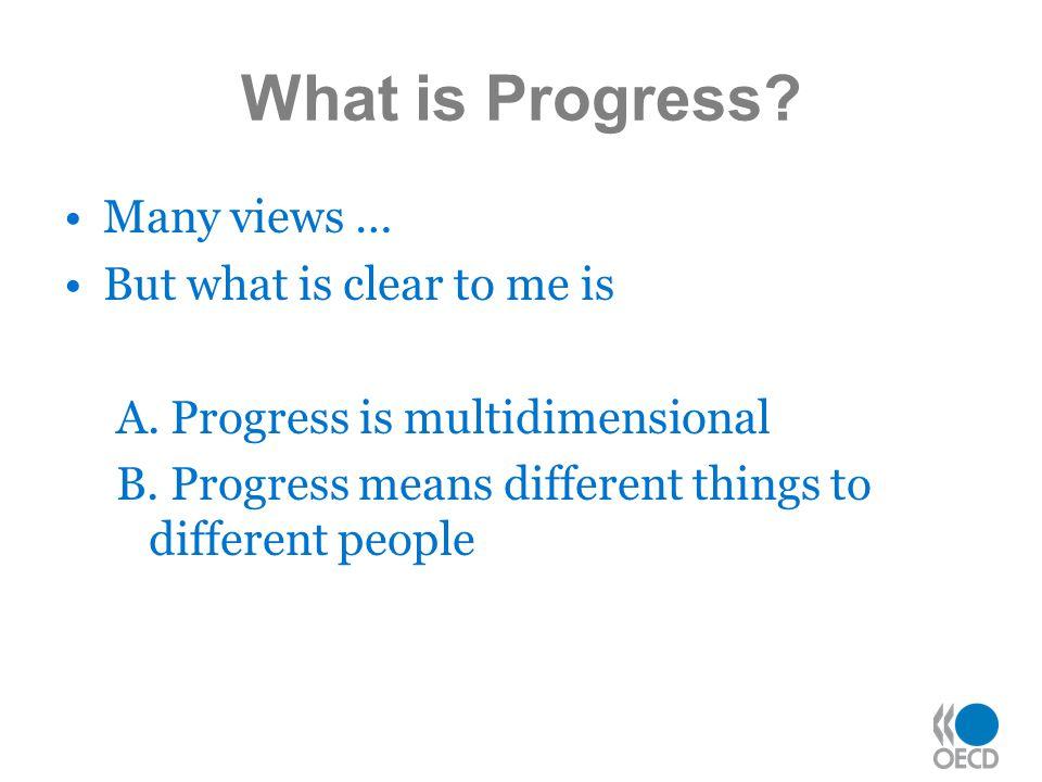 What is Progress?