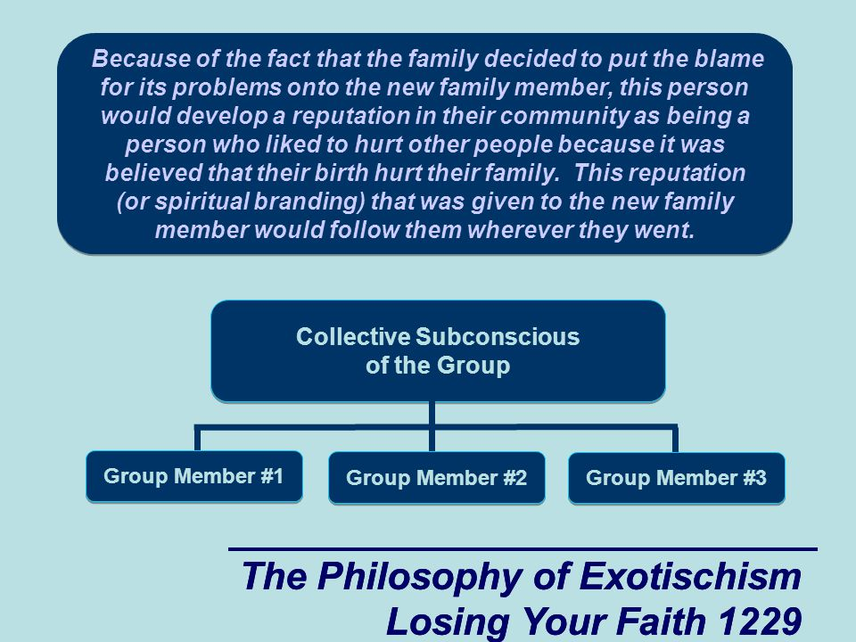 The Philosophy of Exotischism Losing Your Faith 1250 The vulnerable guy might be picking some strong emotional feelings because he can sense that there is a magical exchange of spiritual energy taking place between himself and the secondary women.