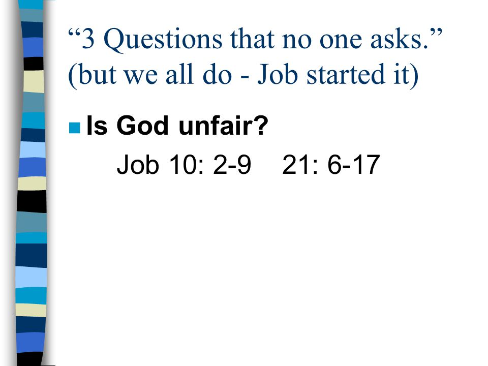 Do we get what we deserve? Psalm 103: 8-18