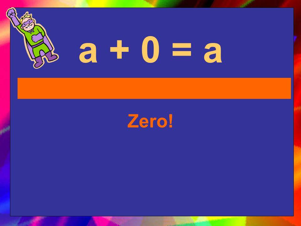 (4 + 3) + 2 = 4 + (3 + 2) It has parentheses!