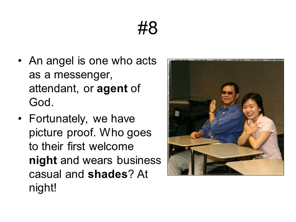 #7 Angels possess gigantic strength.Picture speak a thousand words.