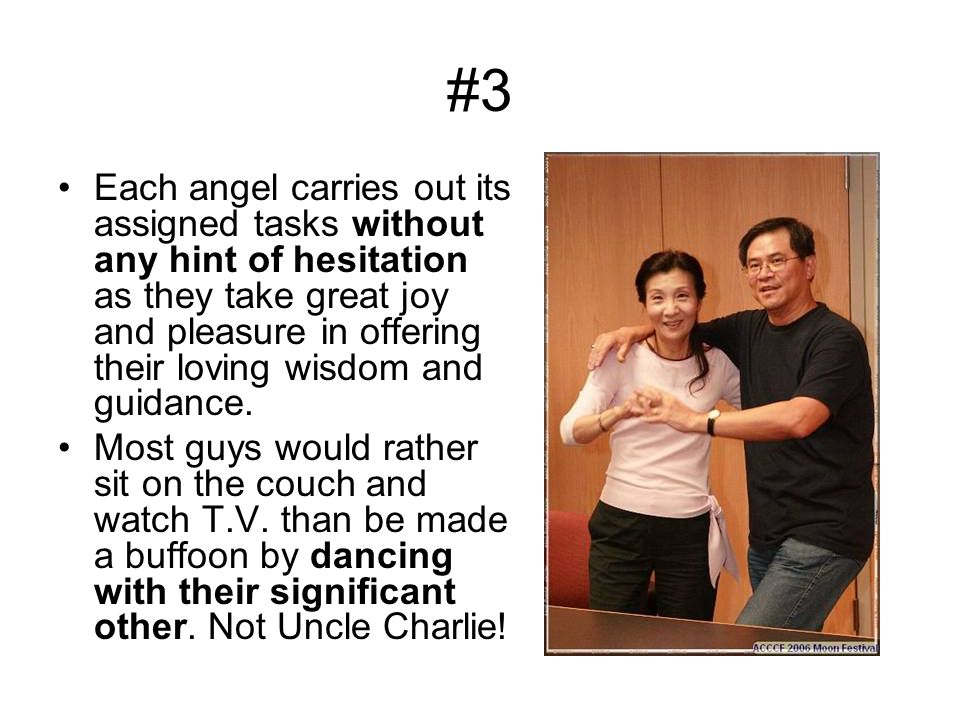 #3 Each angel carries out its assigned tasks without any hint of hesitation as they take great joy and pleasure in offering their loving wisdom and guidance.
