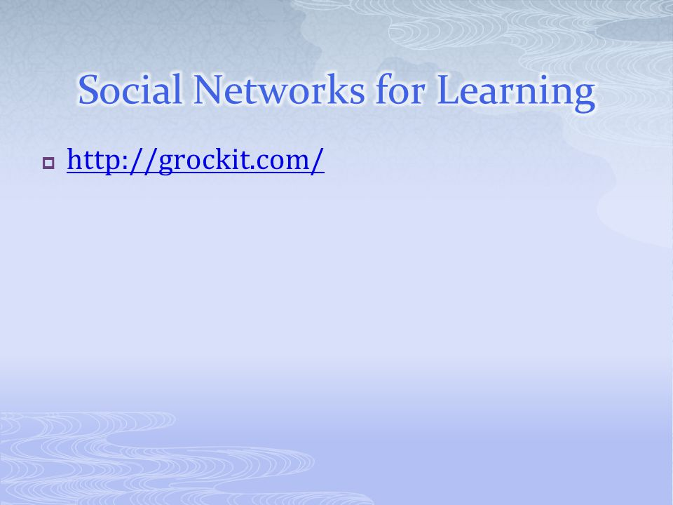  http://grockit.com/ http://grockit.com/