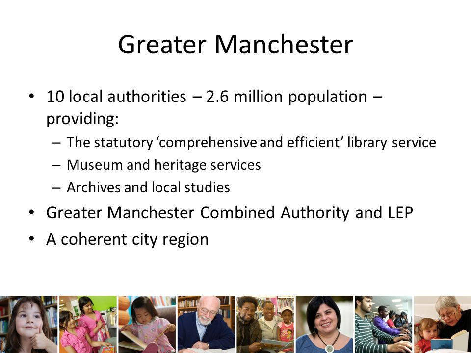 Archives & Local Studies Very strong local identity Demonstrating how they contribute to council priorities Future focused – doing things together from now on rather than struggle with long and complicated history Focus on customer benefits & sustainability Return on investment – not just savings