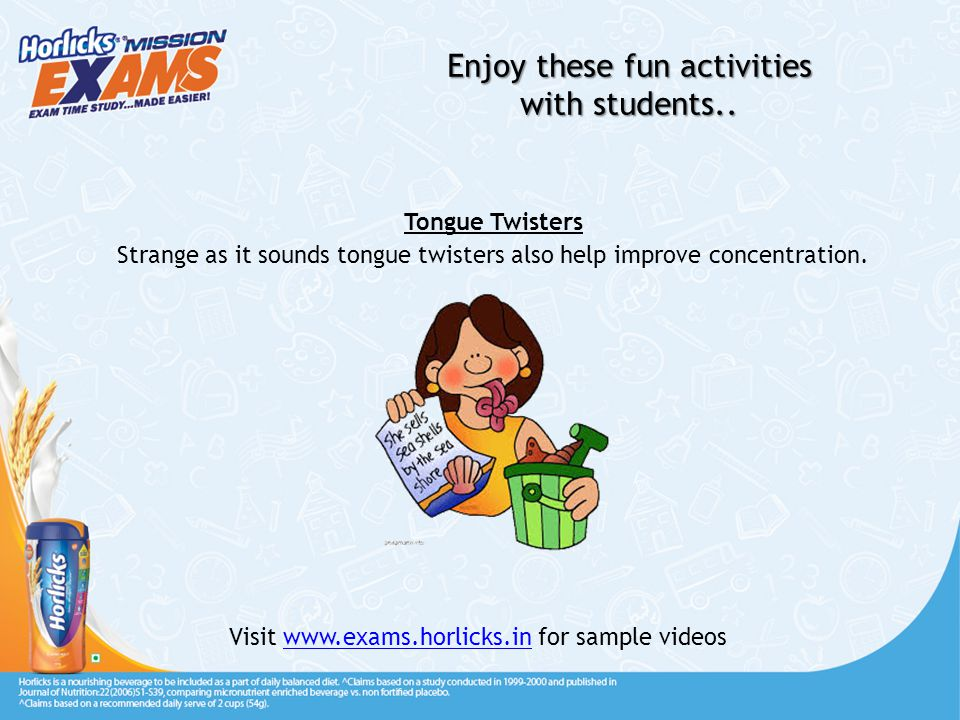 Enjoy these fun activities with students..