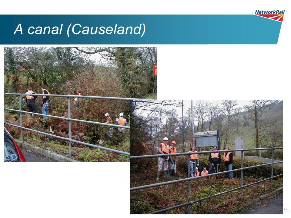 11 A canal (Causeland)
