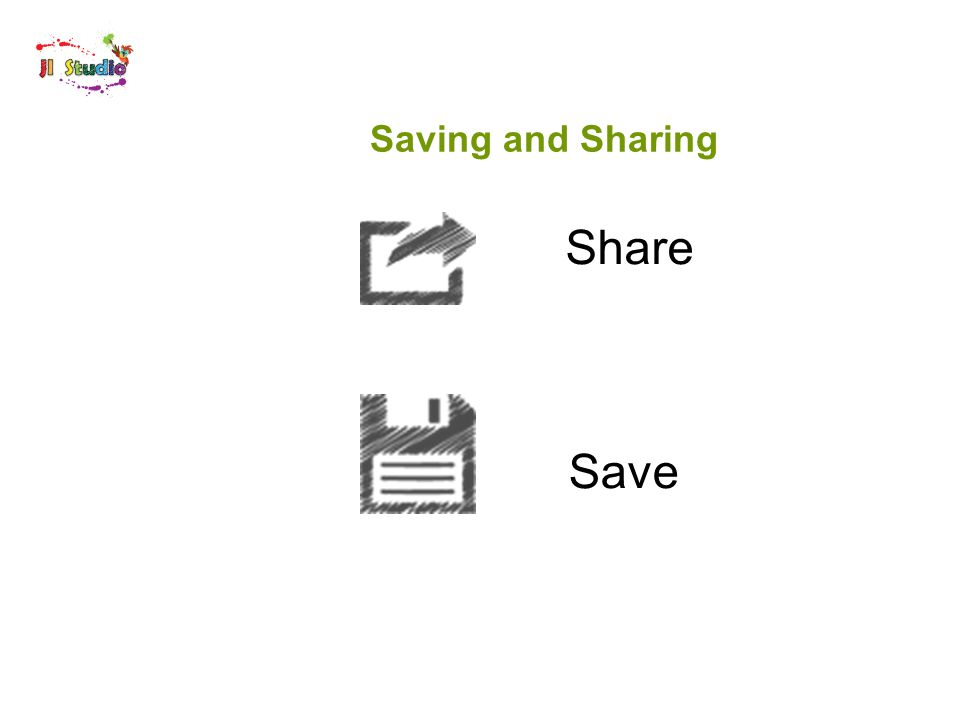 Saving and Sharing Share Save