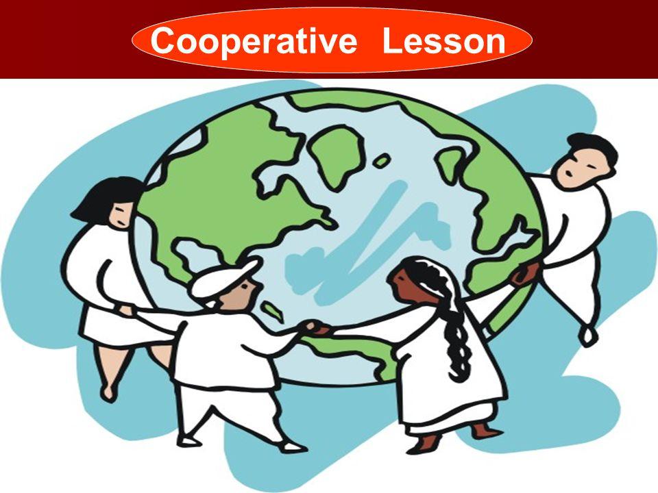 Cooperative Lesson