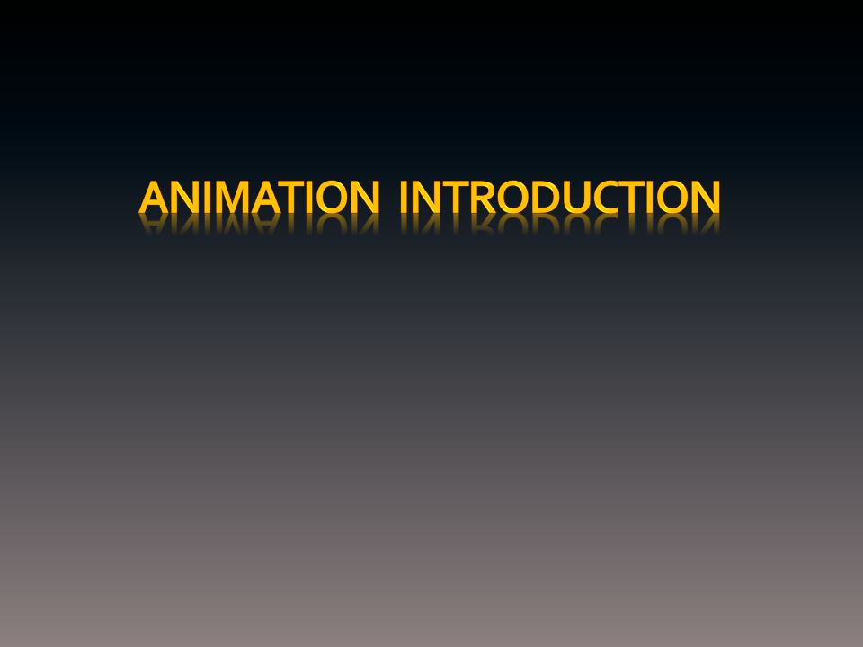 Animation has applications in: Medicine Entertainment Fine Art Education Gaming industry advertising portable devices Data Visualization Technical training alone may result in immediate job placement but narrow job skills and less flexibility when technologies change Broader foundations in art provide long term knowledge applicable in many contexts