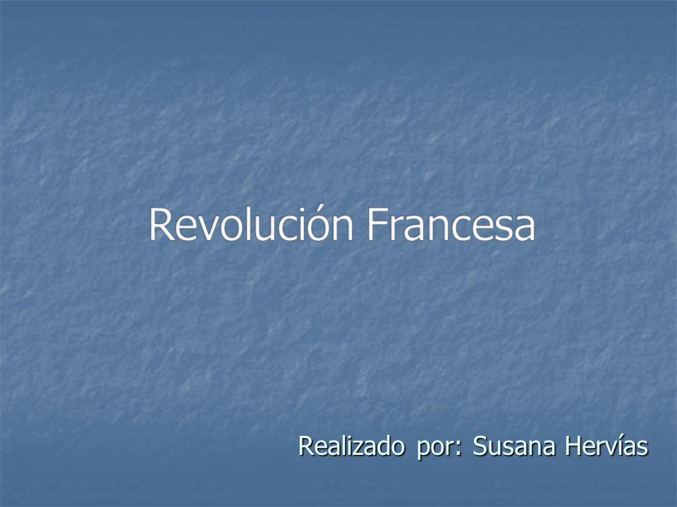 Realizado por: Susana Hervías